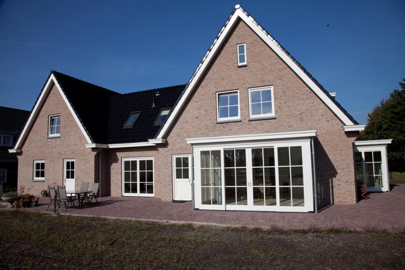 Groot huis bouw images landelijk modern bouwen villabouw