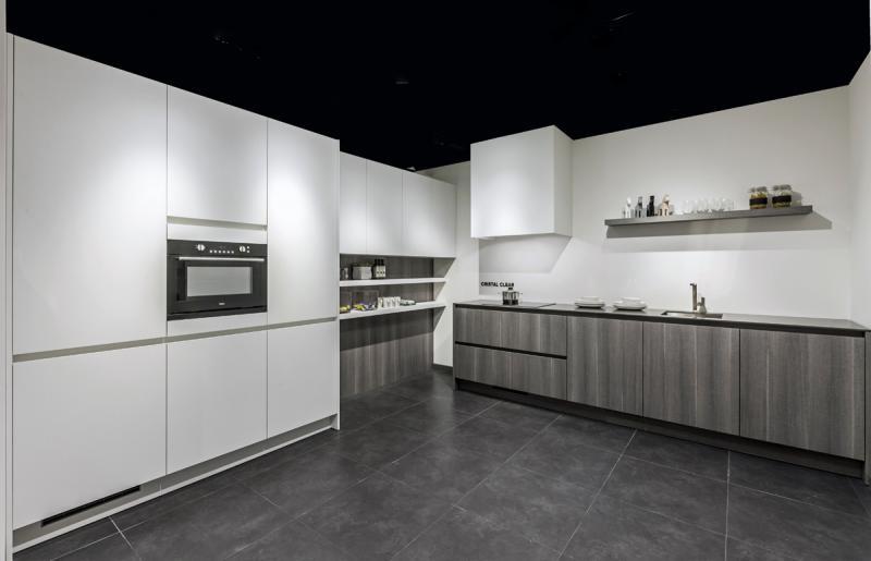 Keur Keukens Haarlem : Overige showroomkeuken old wood keuken showroomkeuken in haarlem